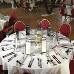 borddækning & Service til festen